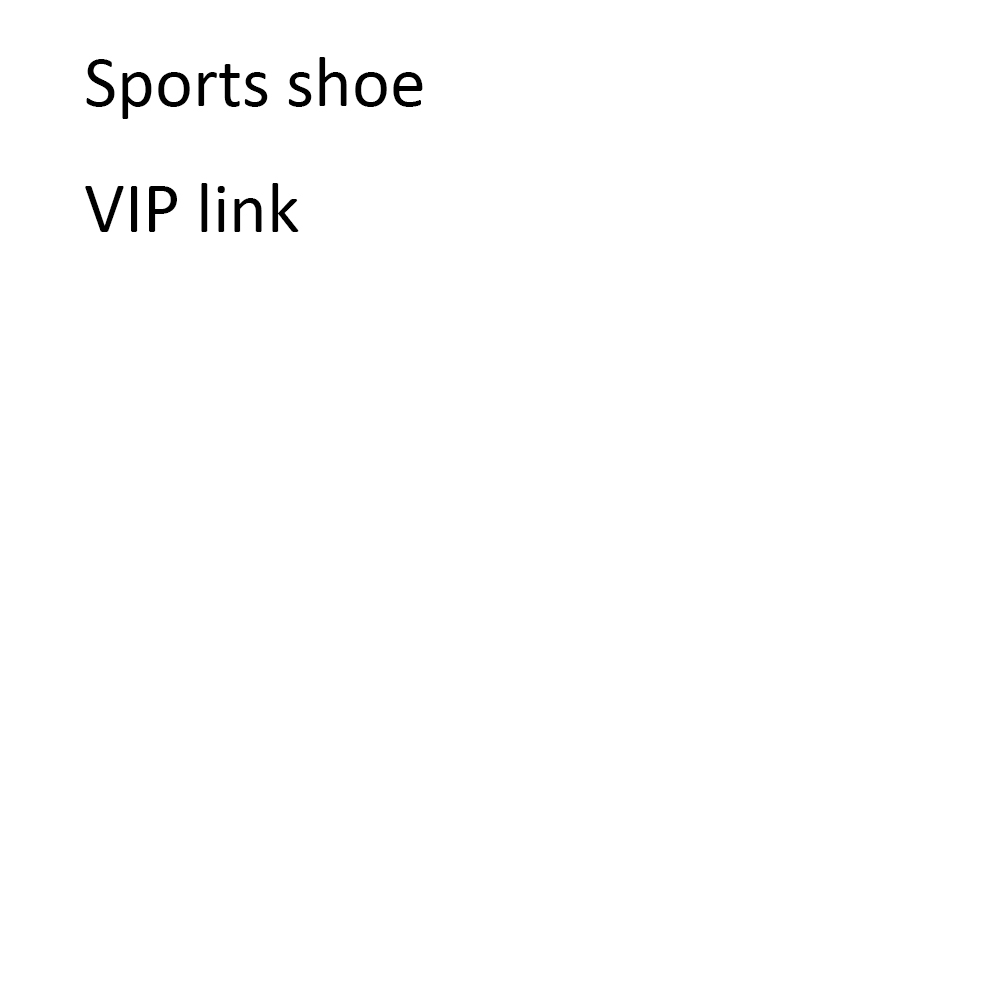 Running Shoes Sports & Entertainment Sports Running Shoe Vip Link Promote The Production Of Body Fluid And Saliva