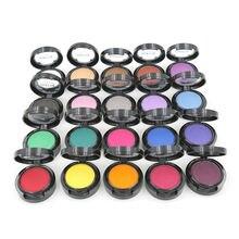 Single Eye Shadow Matte 1pcs Eyes Makeup Matte Eyeshadow suite Shade For Eyes