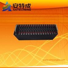 GSM/GPRS 16 портов модемного пула Q2403 промышленного модем