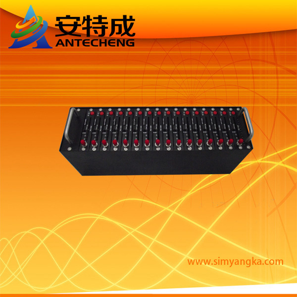 GSM/GPRS 16 port modem pool Q2403 industrial modem