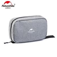 NatureHike мыть мешок дорожная косметичка мужские сумки Большие женские макияж набор водонепроницаемый мыть мешок NH15X001-S