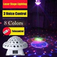 Ktv дискотека легкий звук Управление Цвет лампа LED Свет этапа стробоскоп бар лазер для дискотеки DMX лазерный проектор DJ партии освещение