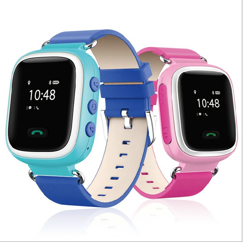 Kids font b Smart b font gps font b Watch b font Wristwatch GSM GPRS GPS