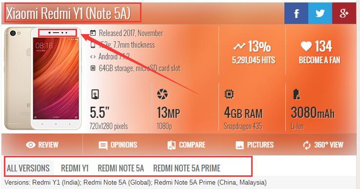 オリジナル Xiaomi Redmi 注 5A 首相 Lcd ディスプレイ + フレーム Redmi Y1 Lite 液晶タッチパネル交換修理部品  グループ上の 携帯電話 & 電気通信 からの 携帯電話用液晶ディスプレイ の中 2