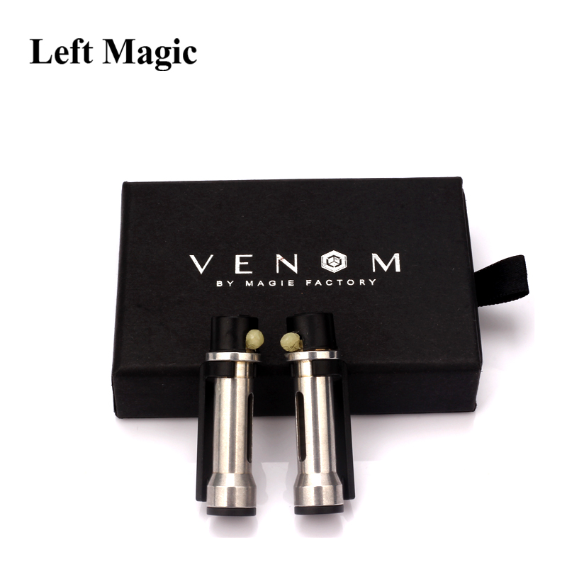 Venom Project by Magic Factory Gimmick+instructions,Magic Tricks,Props Professional Magician,Street Magie,Floating Magia Toys