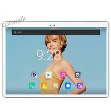 2018 New Hot Sale 10 inch Tablets PC Android 7.0 Deca Core 4GB RAM 64GB ROM Dual sim cards 3G 4G LTE Tablets DHL Free Shipping