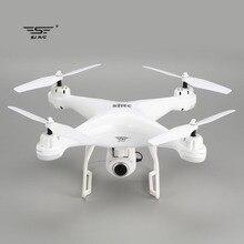 SJ R/C S20W Drone с Камера FPV 720 P/1080 P селфи высота Удержание Drone Headless режим автоматический возврат парение gps Радиоуправляемый квадрокоптер