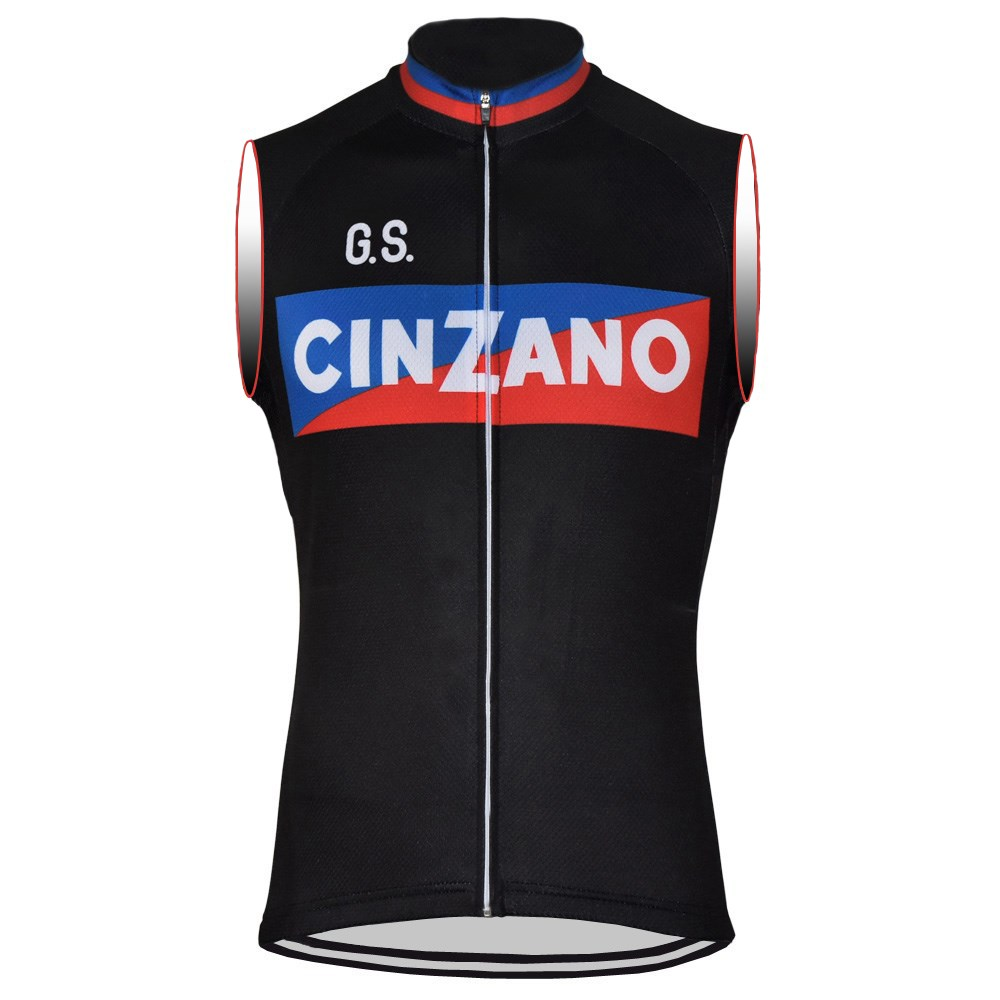1e7fa357e cinzano cycling vests 2018 men Sleeveless cycling jerseys bike clothing  Quick Dry vests ride tops cycling clothing Breathable