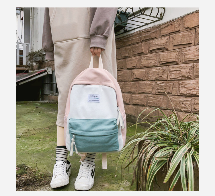 HTB1PdSJaAL0gK0jSZFAq6AA9pXaF 2019 New Fashion Women Backpack Leisure Shoulder School Bag For Teenage Girl Bagpack Rucksack Knapsack Backpack For Women