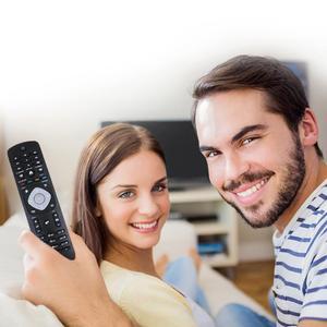 Image 4 - חכם טלוויזיה בקר אוניברסלי שלט רחוק החלפת פיליפס 3D HDTV LCD LED טלוויזיה עבור טלוויזיה דיגיטלית