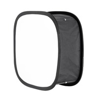 Neewer Collapsible Softbox Diffuser for 660 LED Panel Outer 16x6.9 inches, Inner 5.6x6.8 inches, with Strap Attachment