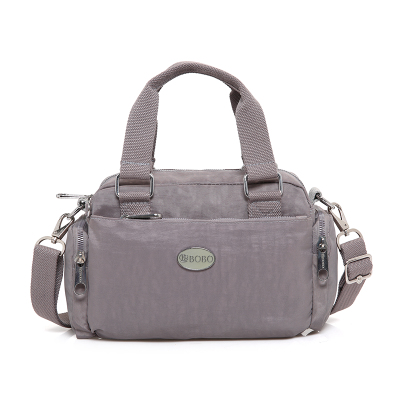 New Multi-use Women Shopping Small bag!Fashion Nylon Lady One-shoulder&Handbags Top Versalite Multiple pockets Lady Cute Carrier