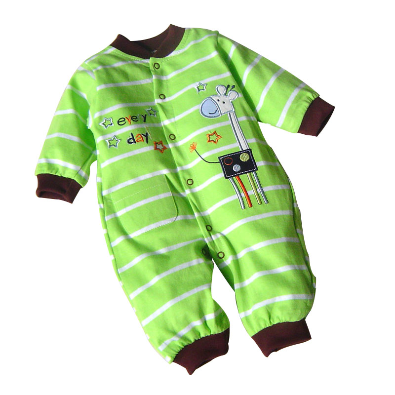Baby Rompers Infant Cotton Long Sleeve Baby Clothing Baby Boy Girl Wear Newborn Bebe Overall Clothes penguin fleece body bebe baby rompers long sleeve roupas infantil newborn baby girl romper clothes infant clothing size 6m
