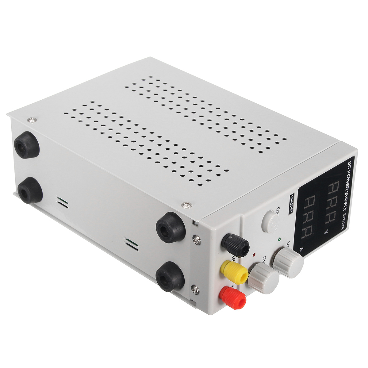 0 10A 0 30V 220V LCD DC Power Supply Adjustable Precision Variable Digital Lab-in Voltage Regulators/Stabilizers from Home Improvement    3
