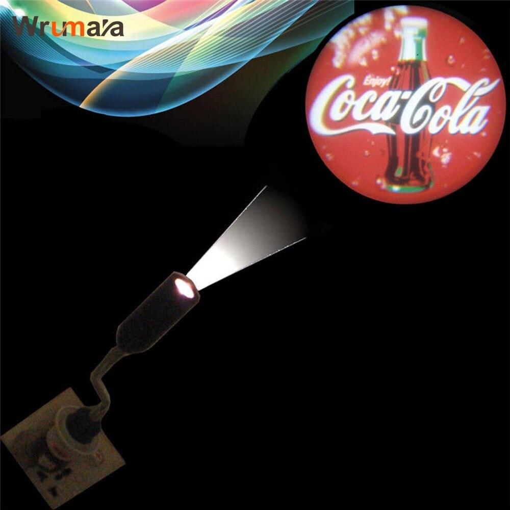 Wrumava Advertising Projection Door light E27 Bar Logo Advertising bulb lamps spotlight Replaceable Films Support Custom DesignWrumava Advertising Projection Door light E27 Bar Logo Advertising bulb lamps spotlight Replaceable Films Support Custom Design