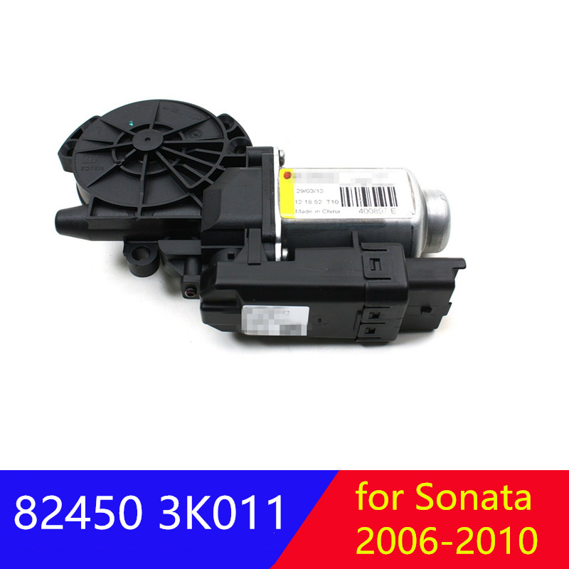 Front Left Power Window Lift Up And Down Control Motor Genuine For Hyundai Sonata 2005-2010 824503K011 82450 3K011