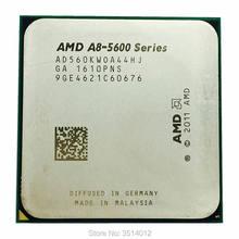 AMD A8-Series A8-5600 A8 5600 K A8 5600 3.6 GHz Dört Çekirdekli İşlemci AD560KWOA44HJ Soket FM2