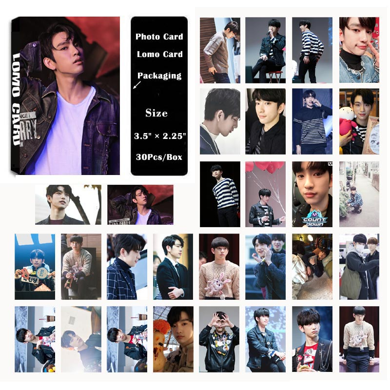 Jewelry Findings & Components Yanzixg Kpop Got7 Album Eyes On Yo Jinyoung Self Made Paper Poster Photo Card Lomo Card Hd Photocard Jewelry & Accessories