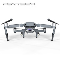 New Arrival PGYTECH Mavic 2 Landing Gear Extensions LED Head lamp light set for DJI Mavic 2 Pro Zoom (without batteries)