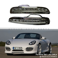 For Porsche 987.1 LED DRLs Plug & Play Error Free Facelift Styling