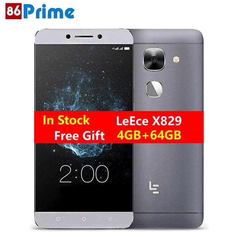 Цена за Оригинал letv leeco le max 2x829 мобильный телефон 4 г + 64 ГБ Смартфон Snapdragon 820 Quad Core 5.7 дюймов WQHD 21MP Type C мобильный телефон