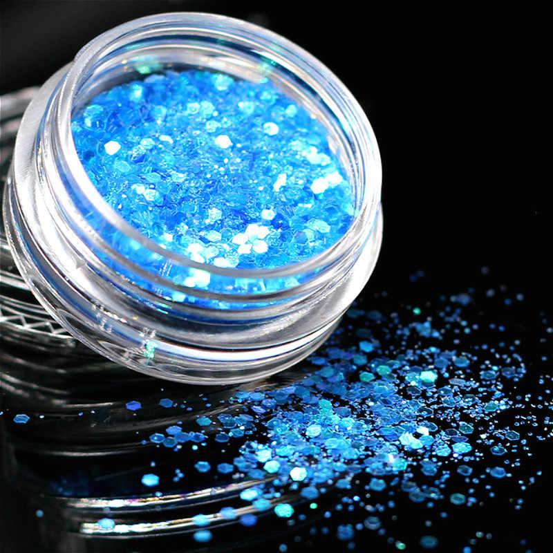 1pcs Flash Blue Modeling Clay Slime Dough Plasticine Children Polymer Toys Soft Toys Styrofoam Playdough Supplies Polymer