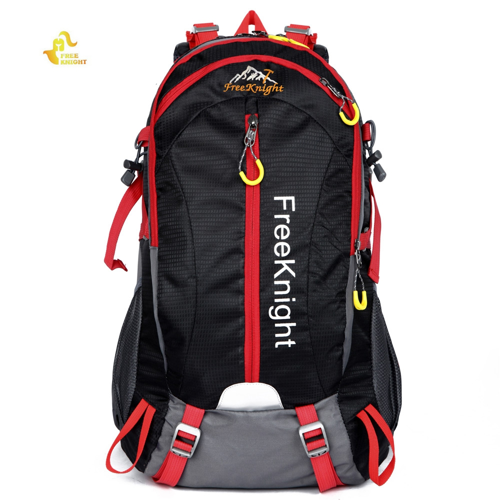 33db2c236062e Free Knight FK0215 30L Large Capacity Nylon Water Resistant Backpack  Rucksack for Outdoor Traveling Mountaineering Camping