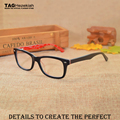 glasses frame 2016 retro fashion brand lentes armazones vintage men 5228 myopia optical frame computer nerd oculos de grau Women