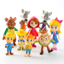 pvc figure G oldie and Bear toy model 7pcs/set