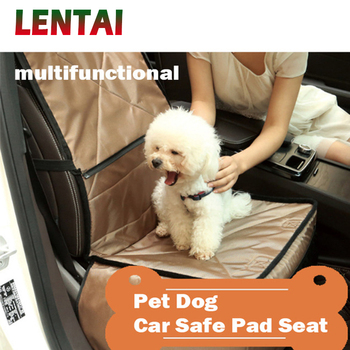 LENTAI 1PC Car Pet Pad Portable Folding Storage Bag For Kia Rio Ceed Sportage 2017 Cerato Sorento Mazda CX-7 6 Mini Cooper R56