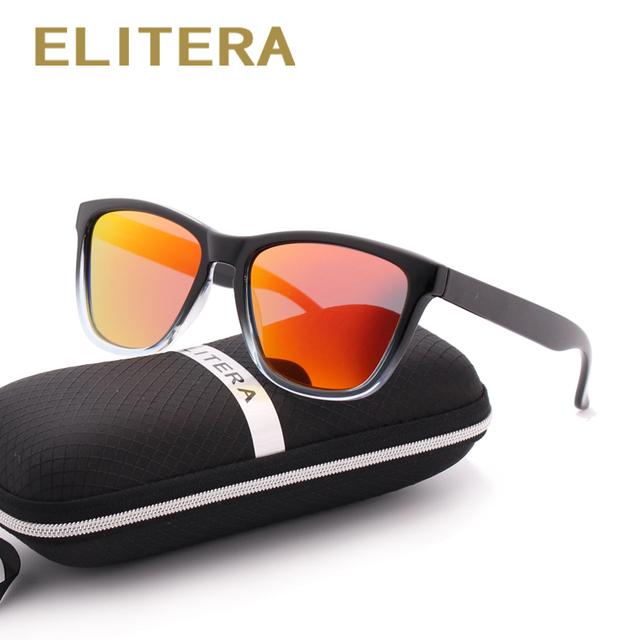 ELITERA Polarized Sunglasses Wayfarer Style