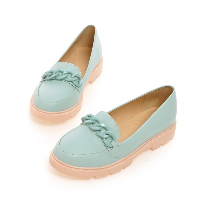 2016 Nuevo de Las Mujeres Zapatos Casuales de La Moda de Las Mujeres Zapatos Planos de La Mujer Mocasines Suave Y Cómodo Zapatos de Las Mujeres