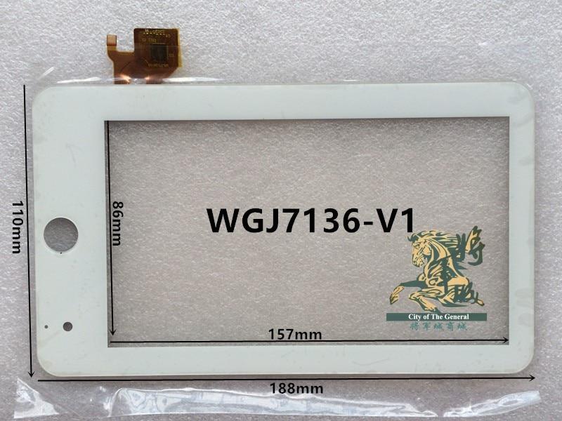 GENCTY For 7 inch WGJ7136-V1 W-B