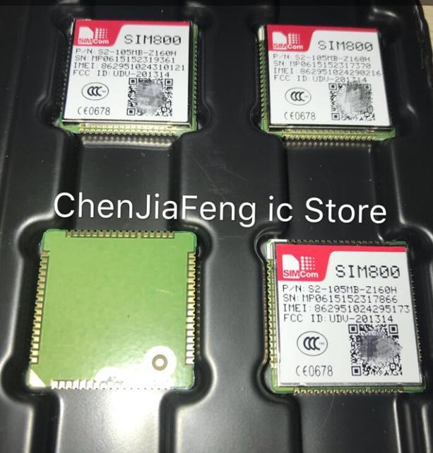 2PCS ~ 10 ชิ้น/ล็อตใหม่ SIM800 GPRS GPS