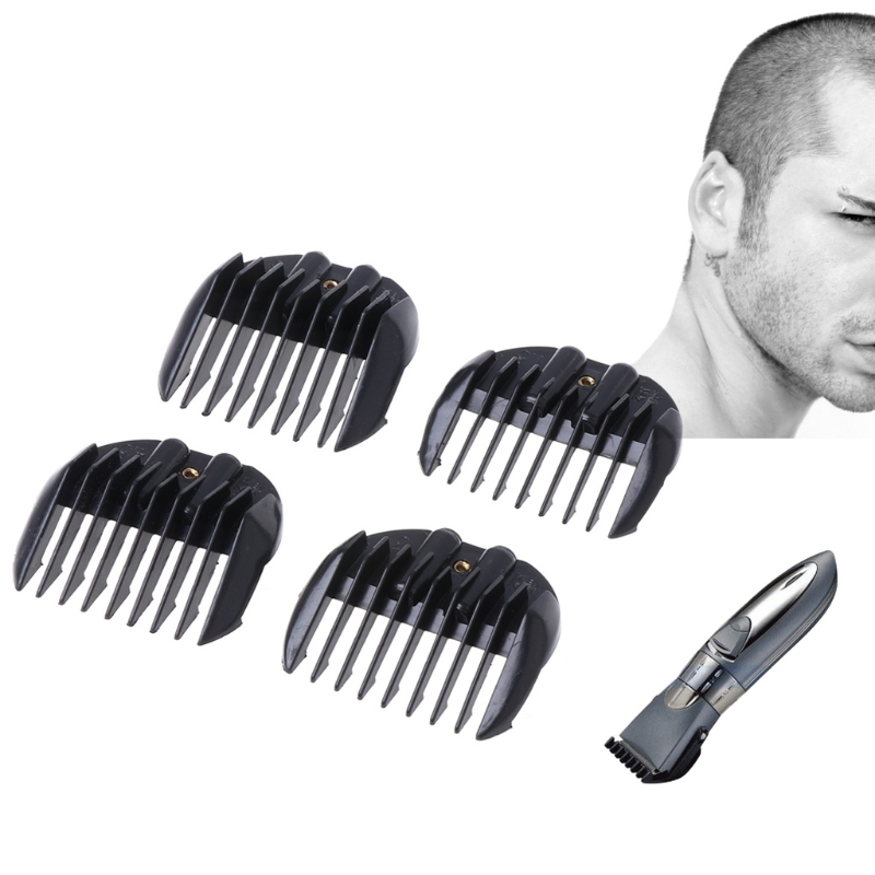 Limit Comb Hair Clipper Guide Guard Attachment 4 Sizes Haircutting ReplacementLimit Comb Hair Clipper Guide Guard Attachment 4 Sizes Haircutting Replacement