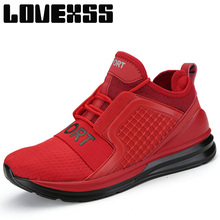 LOVEXSS Fall2017 Lovers Running Shoes For Women Breathable Sport Shoes Man Brand Outdoor Athletic Travel out Women's Sneakers