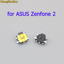 ChengHaoRan 5 pcs for ASUS Zenfone 2 ze551ml ze550ml z00adb Power Key Button On/Off Switch стоимость