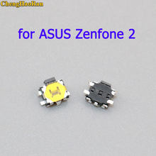 ChengHaoRan 5 pcs per ASUS Zenfone 2 ze551ml ze550ml z00adb Pulsante di Accensione Key On/Off Interruttore(China)