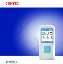 PM10 Portable Handheld Heart machine Bluetooth+USB PC Software,Home Care(China (Mainland))
