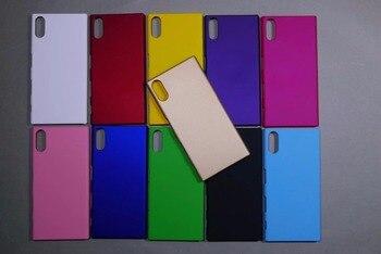For Sony Xperia XZ Premium Cover,New Rubber Hard Back Cover Case For Sony Xperia XA Ultra For Sony Xperia C6 Sony Xperia XZS