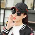 Весна Лето Бейсболка Женские Козырьки Корейский Прилив Открытый Хип-Хоп шляпа Солнца Открытый Солнцезащитный Крем Вс Шляпу