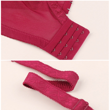 Summer Women Sheer Lace Bralette Bra BH Push Up Lace Bra Adjustable Lingerie Plus Size Bras For Women Underwear