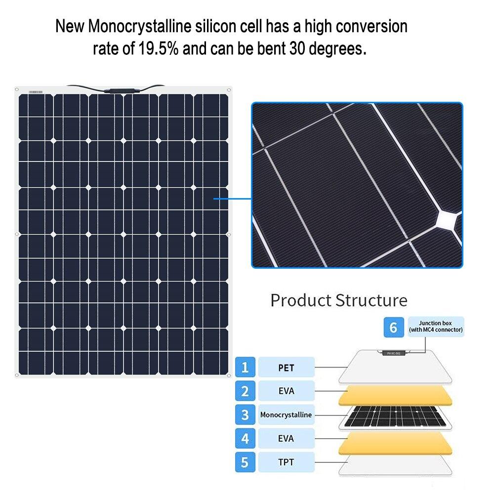 solar 12 v bateria rv barco carro