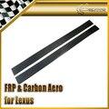 Carro-styling Para Lexus IS250 2005-2013 Fibra De Carbono Side Skirt XE20 Adicionar Em Em Estoque