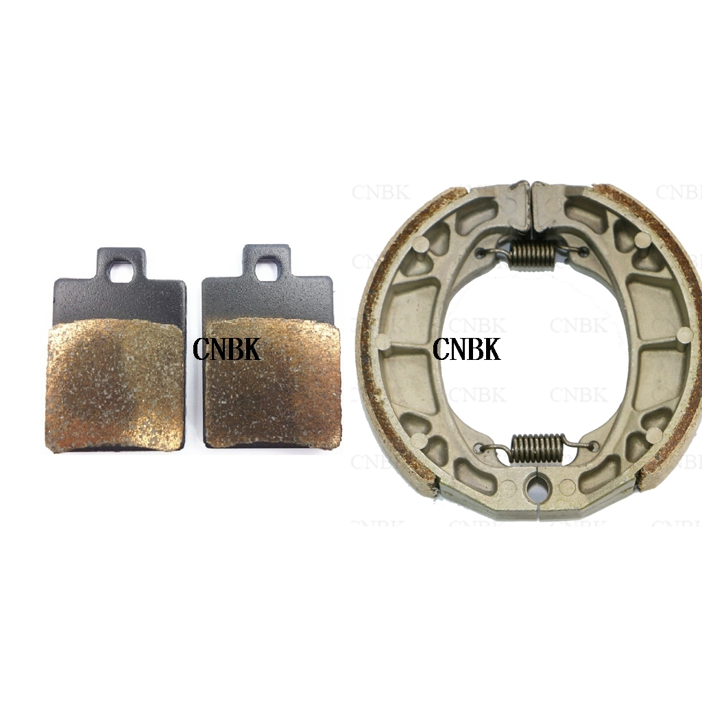 07-12 S50 S125 S150 08 09 10 11 FRONT BRAKE PADS fit PIAGGIO VESPA S 50