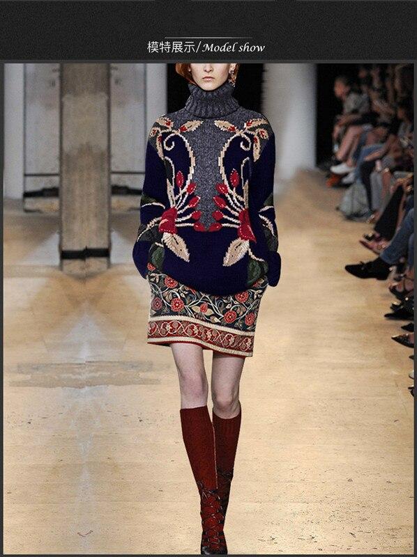 Col Costume Épais Hiver Mode Style European Avec Haut De New American En aPInEqwqY