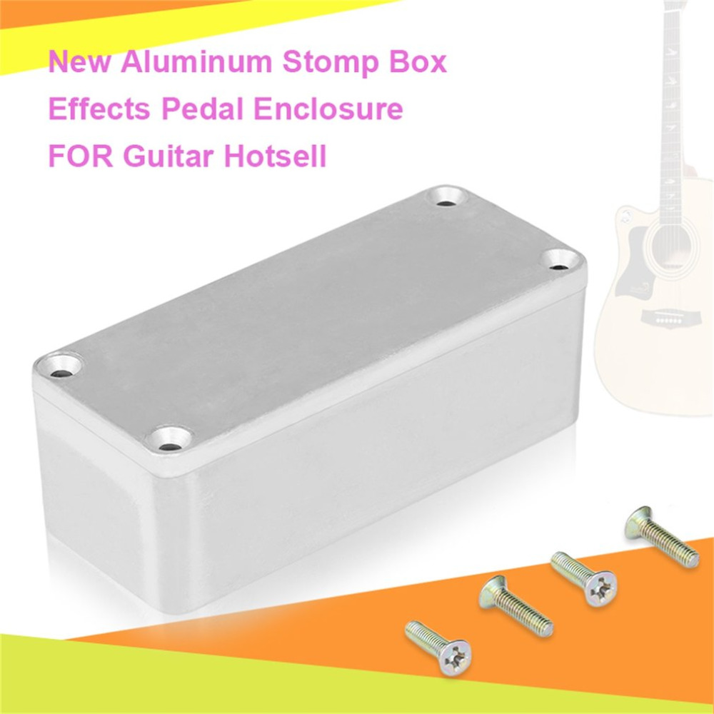 b7e4aefcb3 Detail Feedback Questions about TSAI 1Pcs Guitar Stomp Box Effects 1590B/1590A  Style Aluminum Pedal Enclosure for Guitar sell Popular for free shipping on  ...