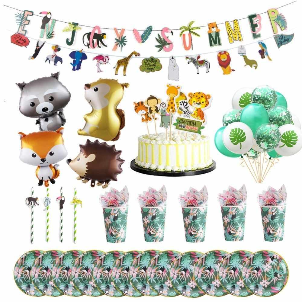 Hanging Paper Party Decoration 3pcs Vivid Honeycomb Parrots