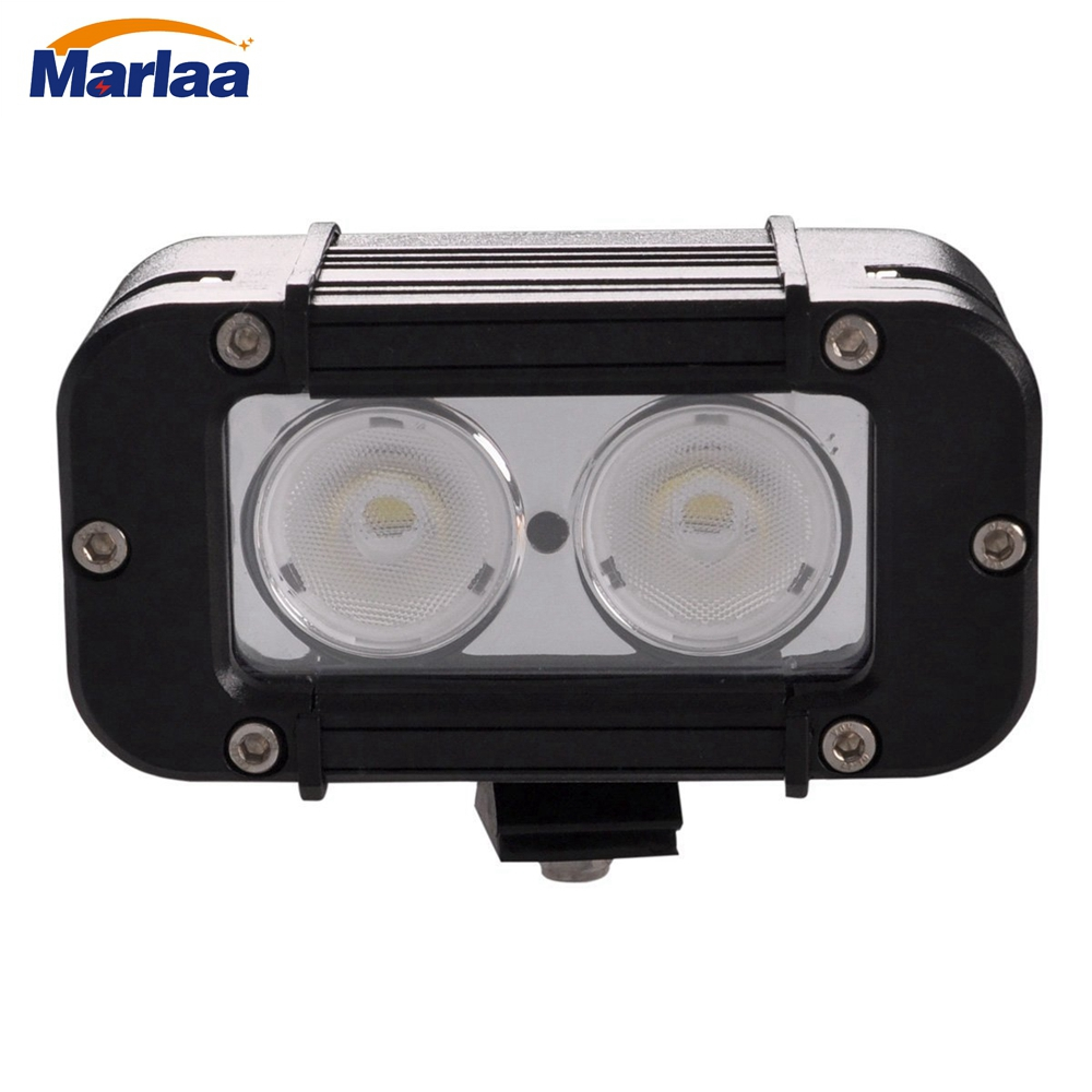 Car LED Light Offroad 5INCH 20W LED Work Light Bar Spotlight 12V 24V CAR TRUCK SUV BOAT ATV 4X4 4WD SPOT FLOOD BEAM 3 led car spot light