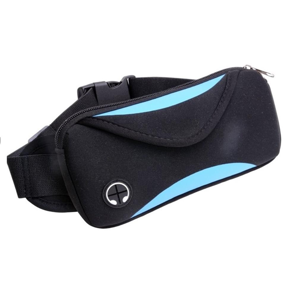 Relojes Y Joyas Temena Men Women Running Waist Belt Bag Phone Holder Jogging Belly Fanny Packs Gym Fitness Bags Sport Running Accessories
